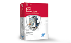 McAfee Total Protection  2015 14.0.1029